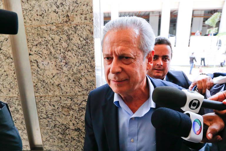 Ex-ministro José Dirceu pode ser preso na próxima semana