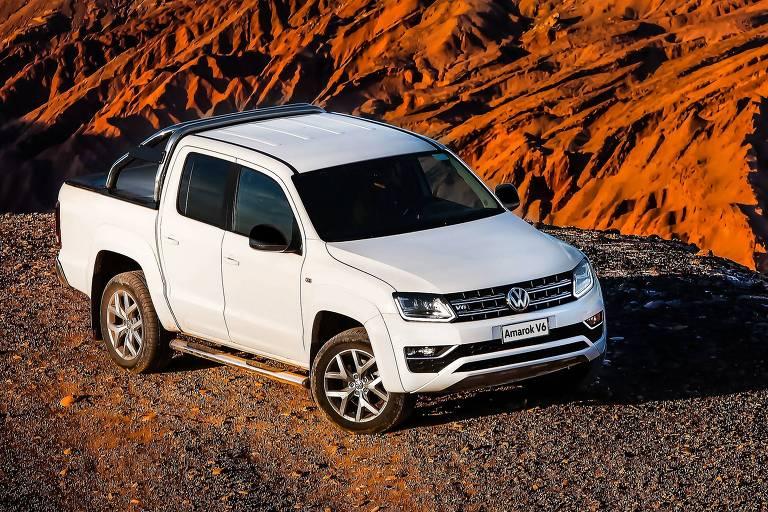 Volkswagen Amarok V6 2018