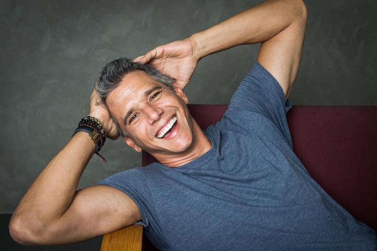 O apresentador Márcio Garcia retorna para a terceira temporada do Tamanho Família