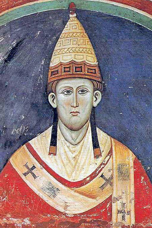 Ilustração do Papa Inocêncio 3°