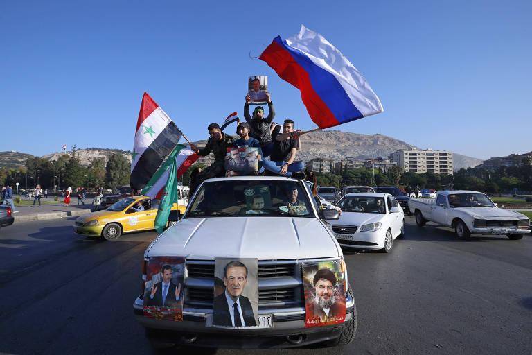 Resultado de imagem para embaixador russo eua ataque síria