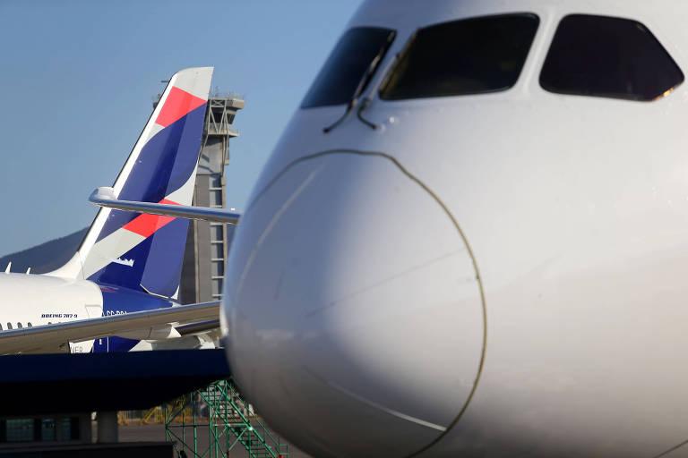 Latam prepara criação de companhia aérea de baixo custo