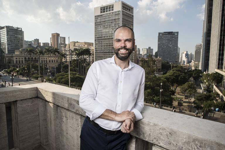 Bruno Covas, o prefeito lenhador fit