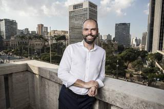 Retrato do prefeito de São Paulo, Bruno Covas (PSDB)
