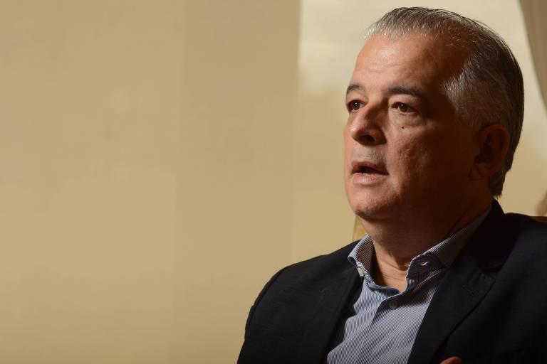 O governador de São Paulo, Márcio França (PSB)