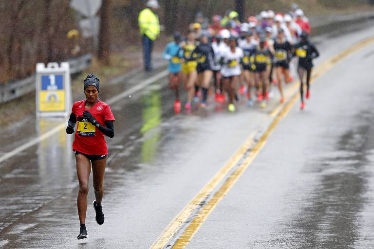 Maratona de Boston 2018