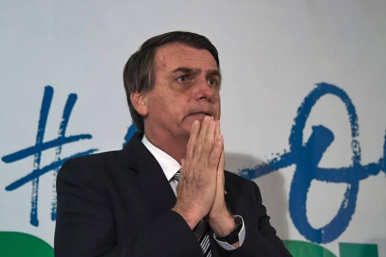 Deputado Jair Bolsonaro (foto) e a ex-senadora Marina Silva aparecem empatados na liderança em cenário sem Lula
