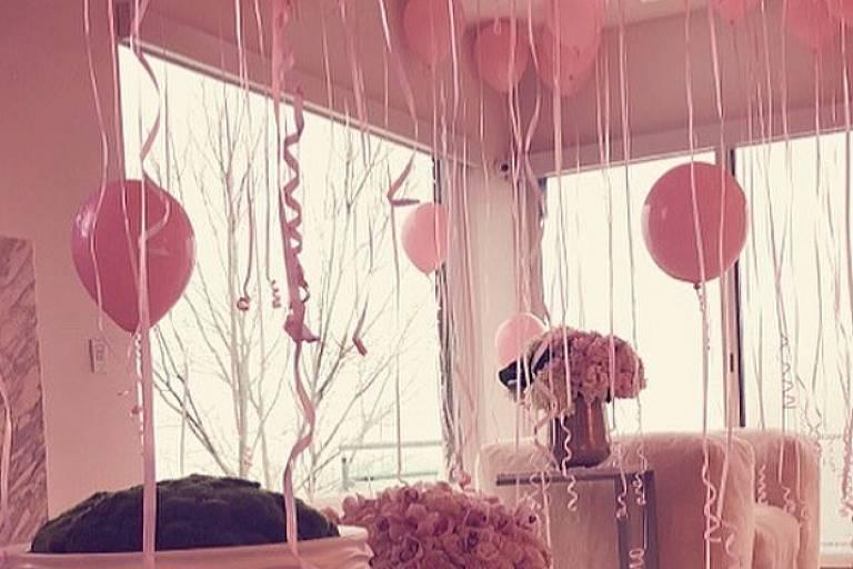 Khloe Kardashian mostra quarto da filha, True, em publicação feita no Instagram