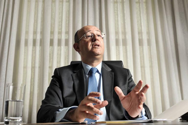 O chefe do Ministério Público de São Paulo, Gianpaolo Smanio