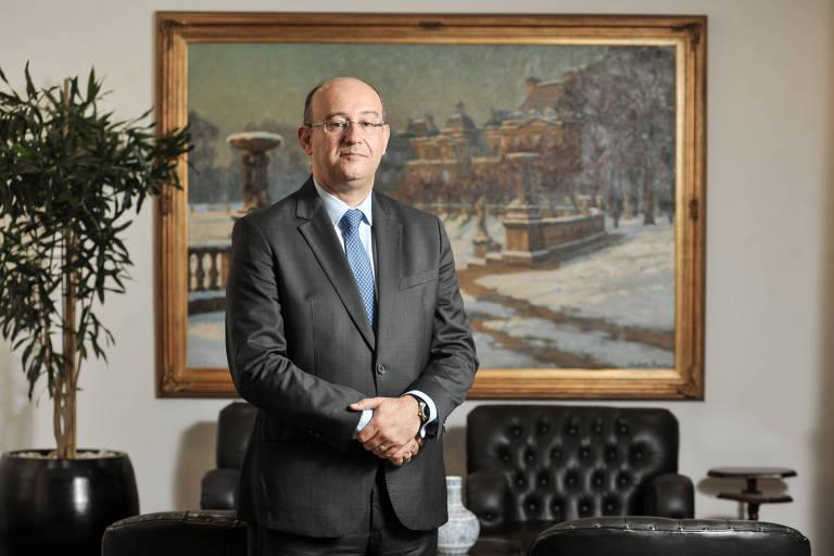 Gianpaolo Smanio, procurador-geral de Justiça de São Paulo