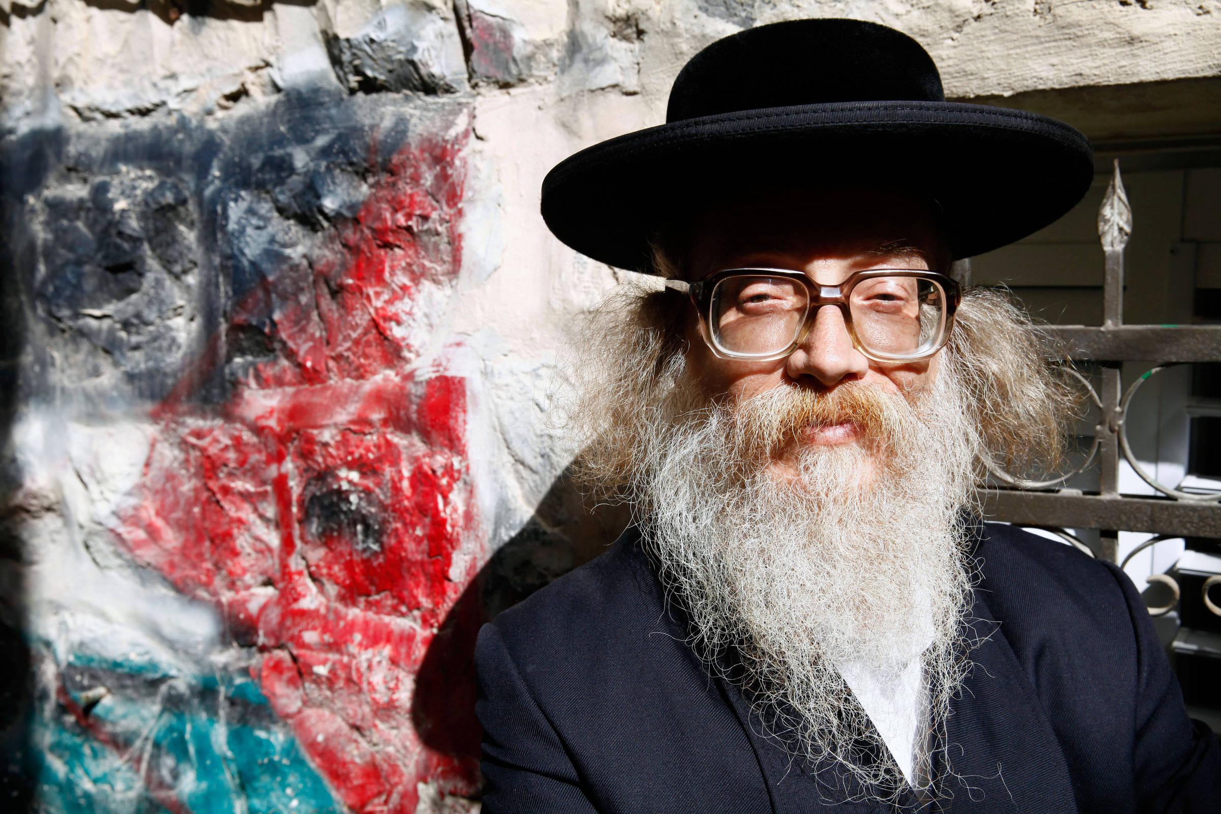 Rabino israelense ultraortodoxo não reconhece Estado de Israel