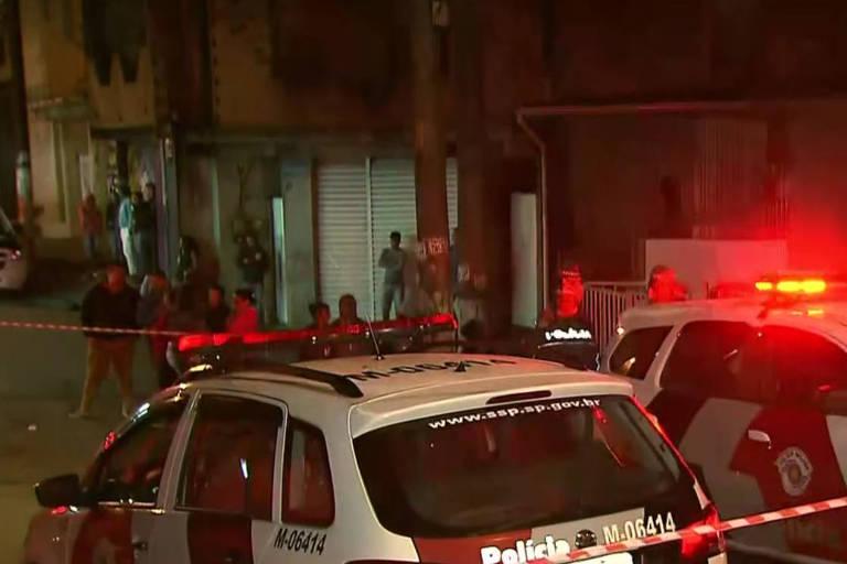Chacina deixa quatro mortos em São Bernardo do Campo (SP)