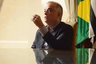 Entrevista com Márcio França, vice-governador de São Paulo