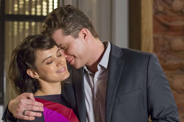 'O Outro Lado do Paraíso' (Globo): Clara (Bianca Bin) e Patrick (Thiago Fragoso)