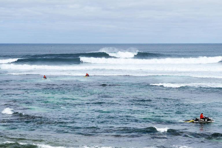 Surfe em Margaret River