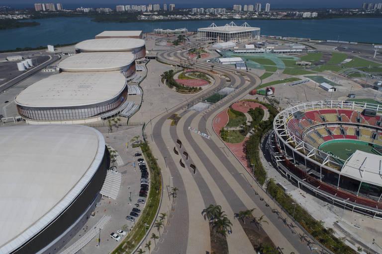 Parque Olímpico renova promessas nunca cumpridas cinco anos após Rio-2016