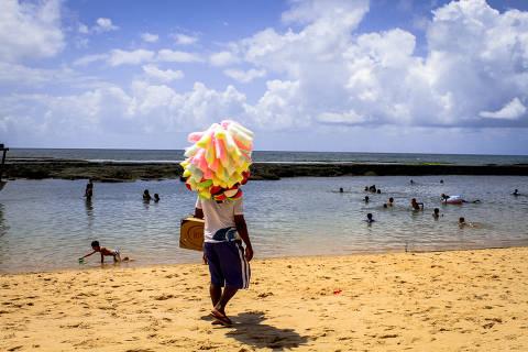 Turismo Bahia  Arembepe.  Foto: Tatiana Azeviche /Secom BA