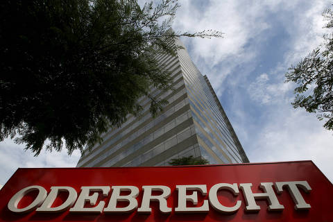 The headquarters of Odebrecht SA is pictured in Sao Paulo, Brazil, March 22, 2016. To match Exclusive BRAZIL-CORRUPTION/ODEBRECHT       REUTERS/Paulo Whitaker/File photo ORG XMIT: BRA101