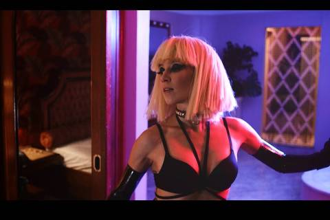 Marjorie Estiano em cena do filme 'Todo Clichê do Amor'