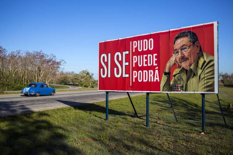 Transição de poder em Cuba em 2018