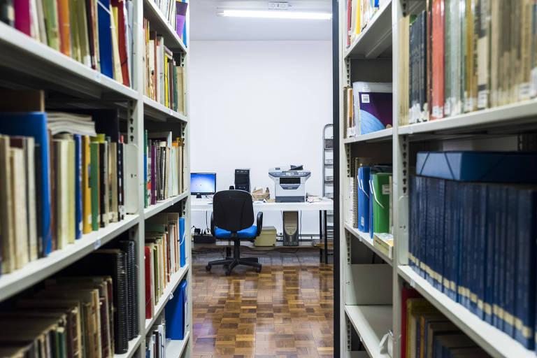 Biblioteca da Missão Paz