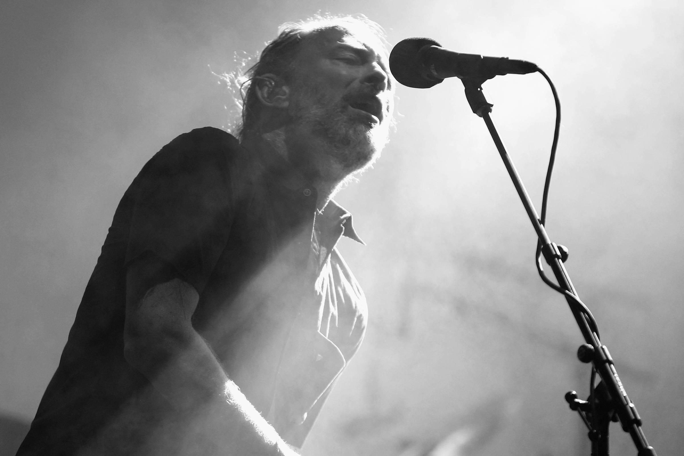 Radiohead atinge harmonia entre influências eletrônicas e linhas acústicas