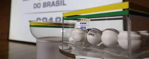 CBF realizou nesta sexta-feira (20) o sorteio das oitavas de final da Copa do Brasil