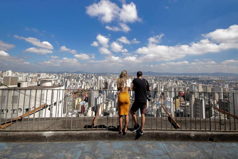 São Paulo de cima