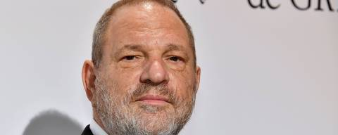 (FILES) This file photo taken on May 23, 2017 shows US film producer Harvey Weinstein attending the De Grisogono Party on the sidelines of the 70th Cannes Film Festival in Antibes, France.  The state of New York filed a lawsuit against Harvey Weinstein, his brother and their eponymous production company on February 11, 2018, for
