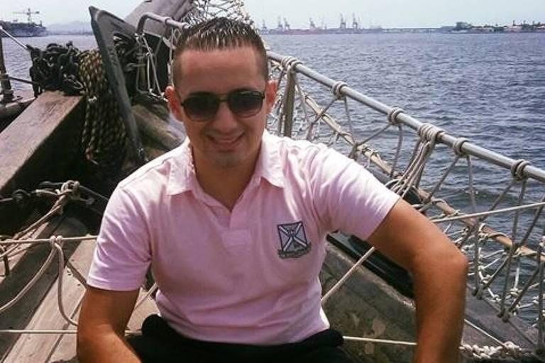 Felipe Fuschi Amaro, advogado morto em assalto no Jabaquara