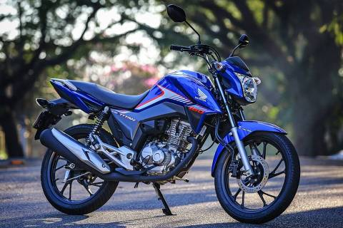 Motocicleta Honda CG 160 Titan