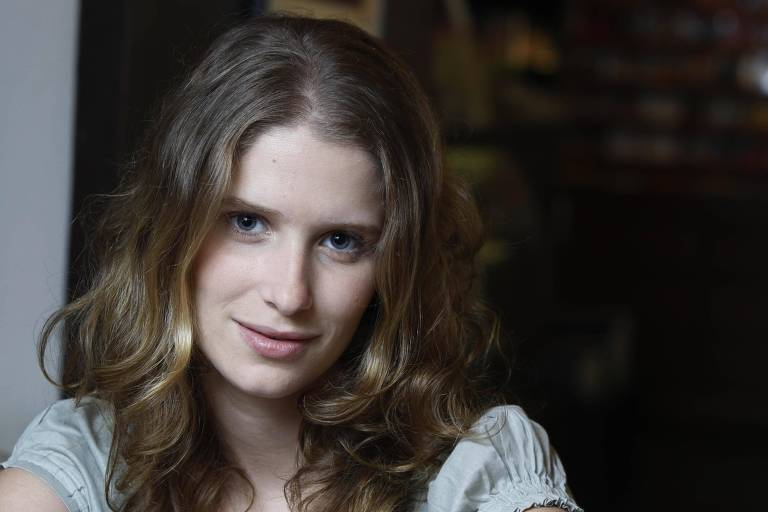 A atriz, Julia Lund