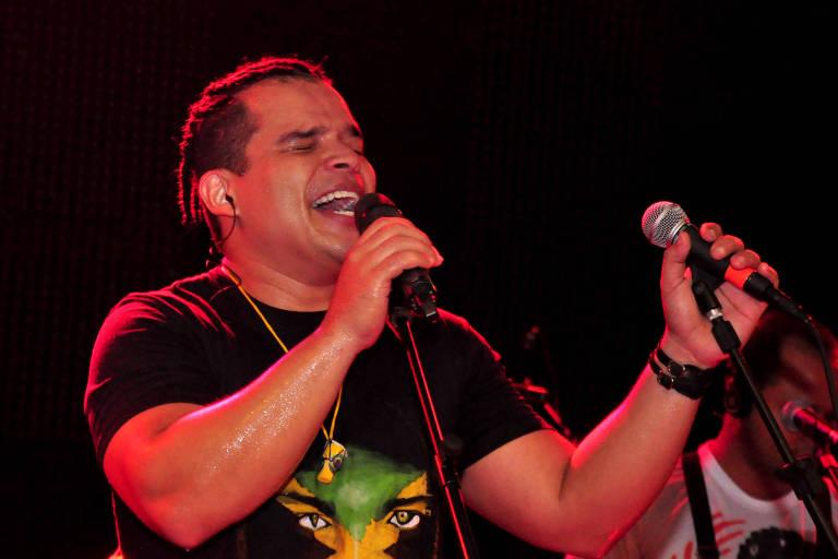 """O """"ex-Fama"""", Adelmo Casé"""