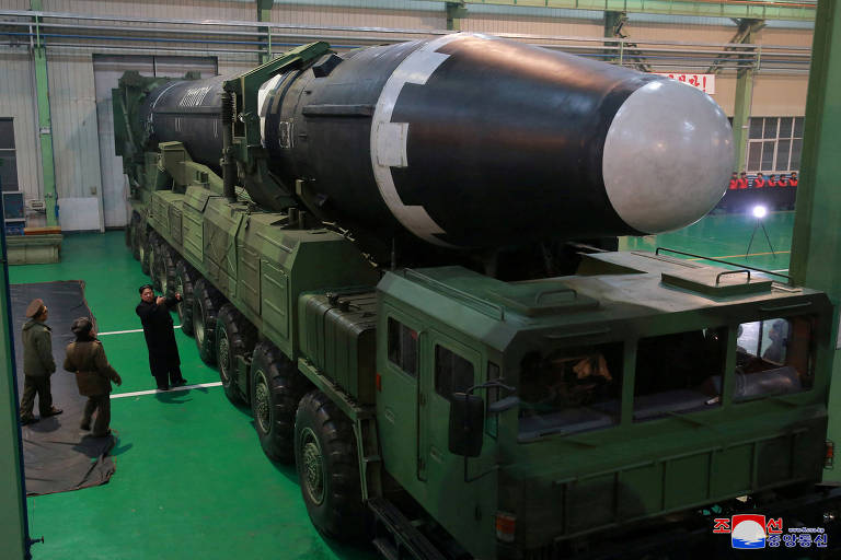Coreia do Norte talvez queira se concentrar em produzir lançadores e não apenas mísseis