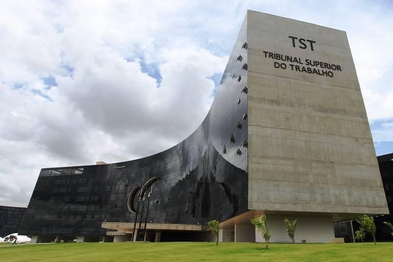 Tribunal Superior do Trabalho, em Brasília