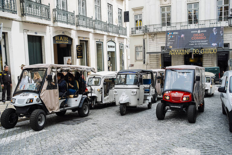 'Turismofobia' em Portugal