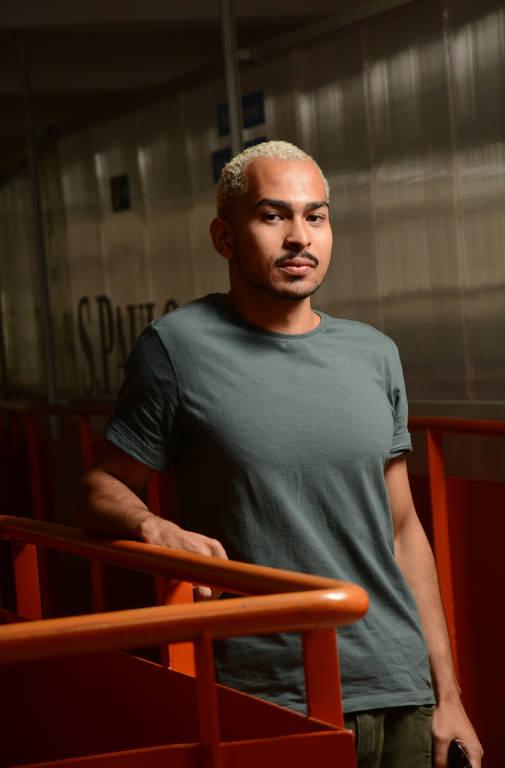 Nicholas Henrique, 22, estudante, católico, mora no Recanto Ana Maria (zona sul)