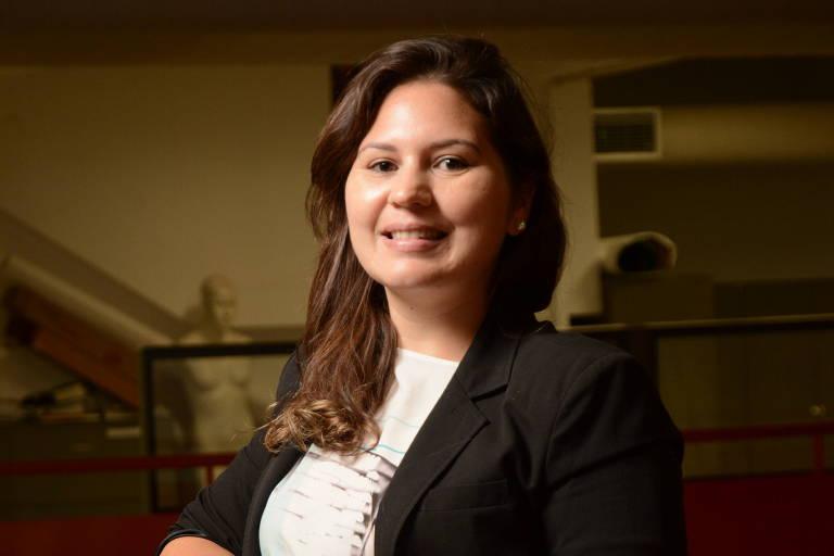 Mariana Rodrigues, 33, engenheira agrônoma, não tem religião, mora em Santo Amaro (zona sul)