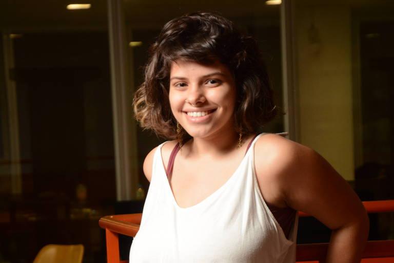 Rachel Daniel, 22, educadora social, evangélica, mora na Vila Matilde (zona leste)