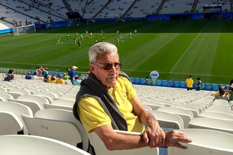 Professor Teixeira devolveu conhecimento ao futebol