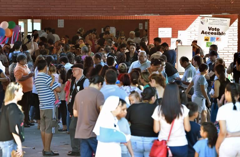 Eleições presidenciais no Paraguai