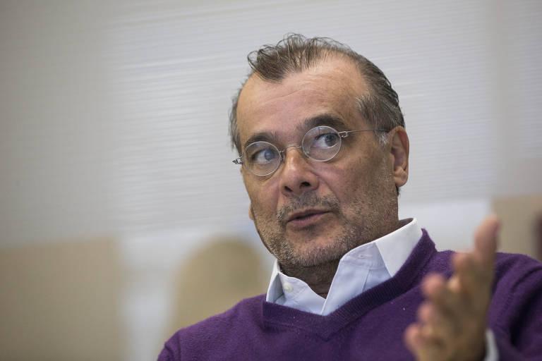 Economista Gustavo Franco, que está coordenando a parte econômica da campanha política de João Amoêdo