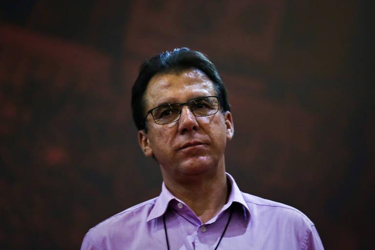 O ex-prefeito de São Bernardo do Campo Luiz Marinho (PT)