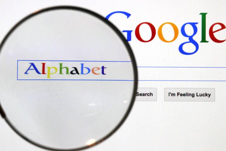Lucro da Alphabet cresce 73% no trimestre, para US$ 9,4 bi