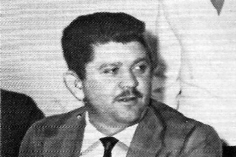 LOCAL DESCONHECIDO, 00-00-1963: O deputado Rubens Paiva (a esq.) participa de sessão da CPI do Ibad (Instituto Brasileiro de Ação Democrática), na Câmara dos Deputados, em 1963. A CPI investiga gastos de campanha nas eleições de 1962. (Foto: Reprodução) *** DIREITOS RESERVADOS. NÃO PUBLICAR SEM AUTORIZAÇÃO DO DETENTOR DOS DIREITOS AUTORAIS E DE IMAGEM ***