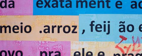 SAO PAULO, SP, BRASIL, 02.03.18 15h O modo paulistano de se expressar nos escritos das ruas: placas de publicidade, anuncios, avisos em muros, grafites etc. Expressoes formais e informais. (Foto: Marcus Leoni / Folhapress, ESPECIAIS)