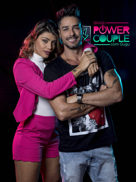 Power Couple Brasil 2018