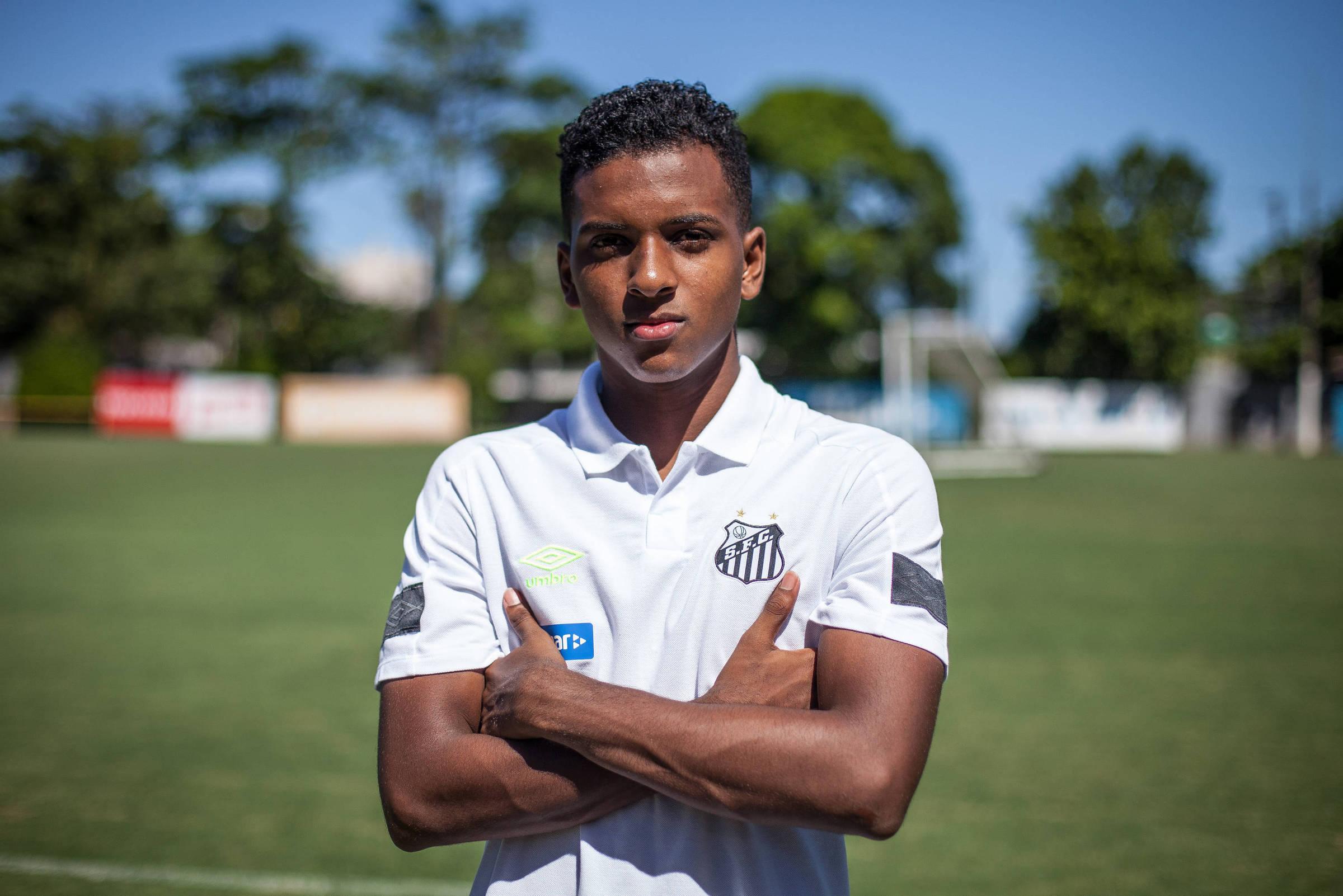 6996add72 Santos vende Rodrygo para o Real Madrid por R  172 milhões - 15 06 2018 -  Esporte - Folha