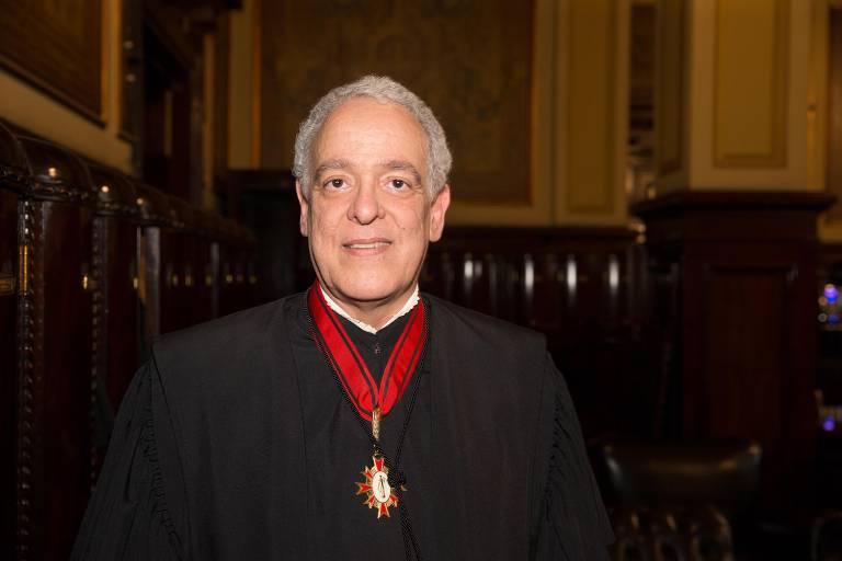 Geraldo Francisco Pinheiro Franco, presidente do TJ-SP