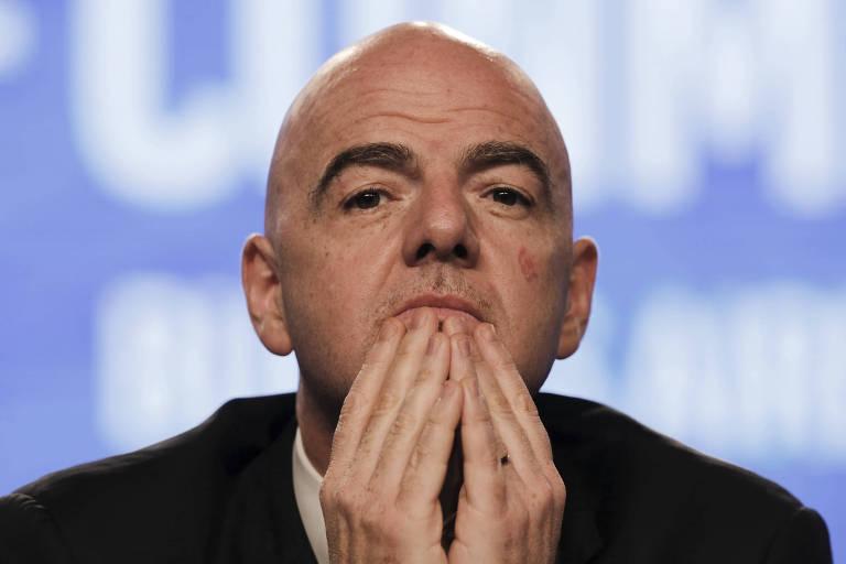 Fifa propõe 'mini-Copa do Mundo' a cada dois anos